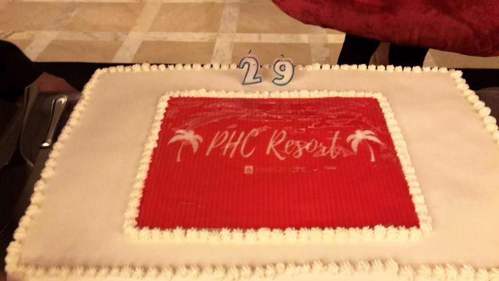 29º aniversário PHC Software