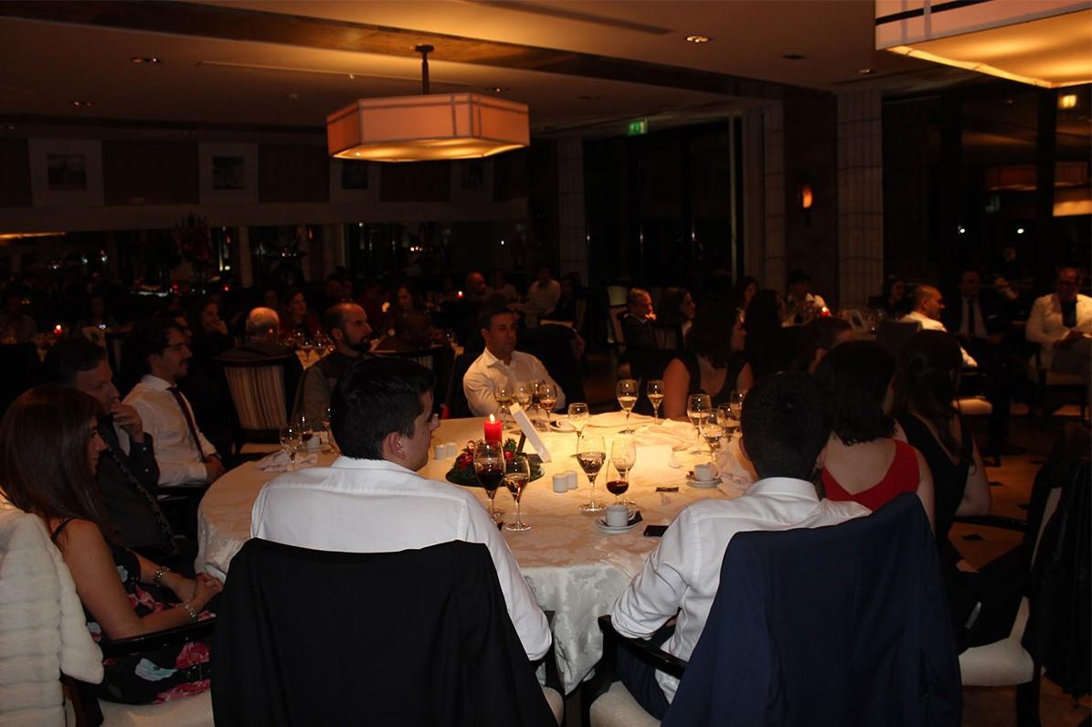 Grande Real Villa Itália Hotel & Spa Jantar de Natal da PHC